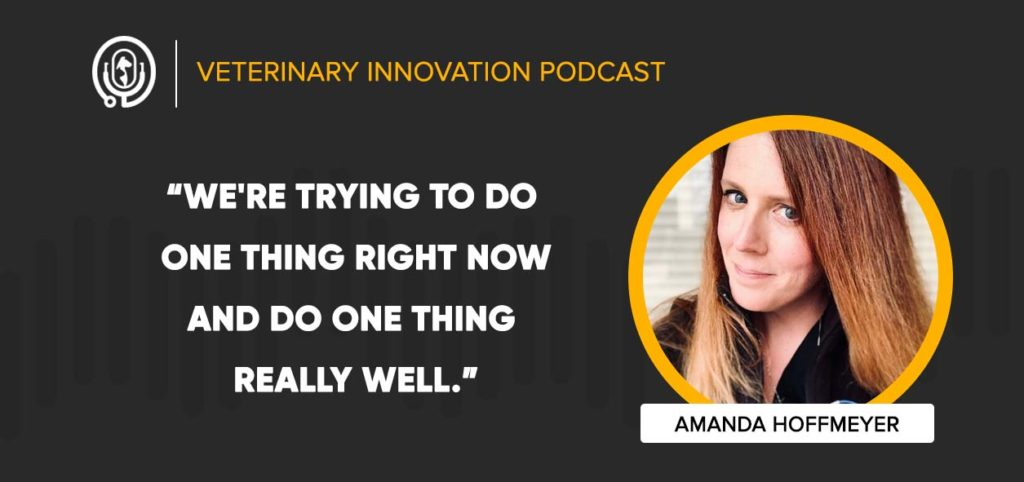 amanda-hoffmeyer-on-the-veterinary-innovation-podcast