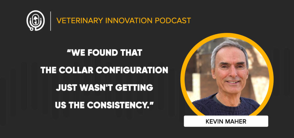 Kevin Maher on the Veterinary Innovation Podcast